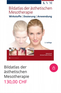 Cover Bildatlas der ästhetischen Mesotherapie