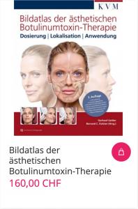 Cover Bildatlas der ästhetischen Botulinumtoxin-Therapie